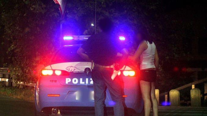 Rapinavano prostitute sul Lungonera a Terni, tre denunce