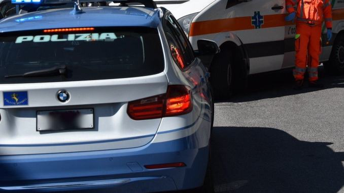 Incidenti stradali con feriti, E45 e raccordo, due motociclisti coinvolti