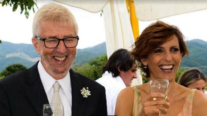 """Morto Alberto Sironi, la moglie Lucia Fiumi di Assisi: """"Ciao amore mio"""""""
