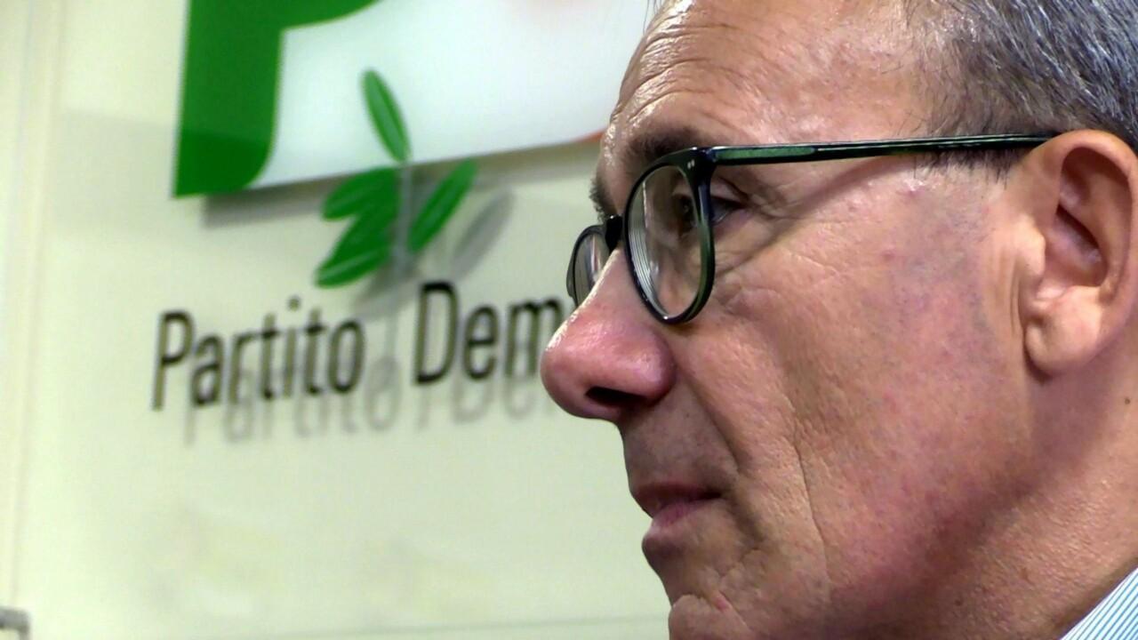 Precongressuale Pd, Verini incontra stampa, giovedì 20 gennaio Perugia