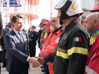 Ricostruzione, presidente regione Umbria, Paparelli, scrive al Premier Conte