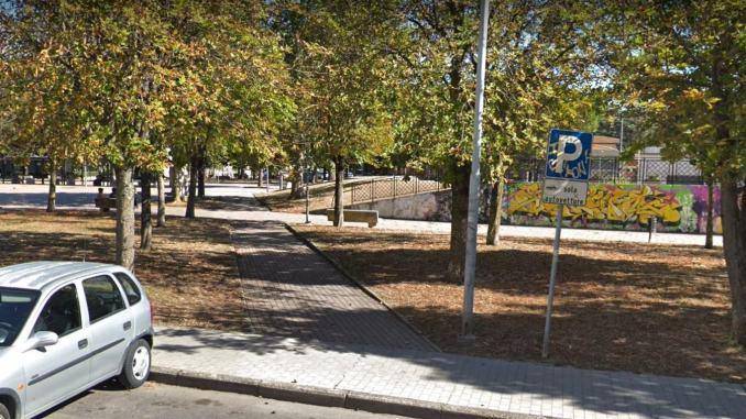 Area verde Bellini a Ponte San Giovanni, via agli interventi