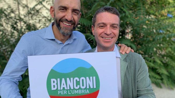 Elezioni, Andrea Fora sarà capolista della Lista Bianconi per l'Umbria