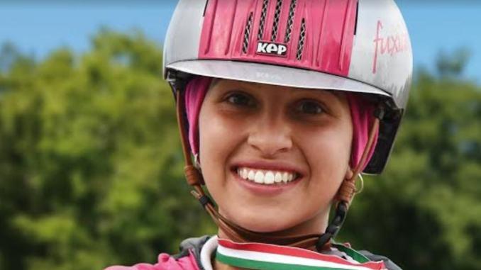 Costanza Lalisciavince il FEI EnduranceYoung Rider World Ranking