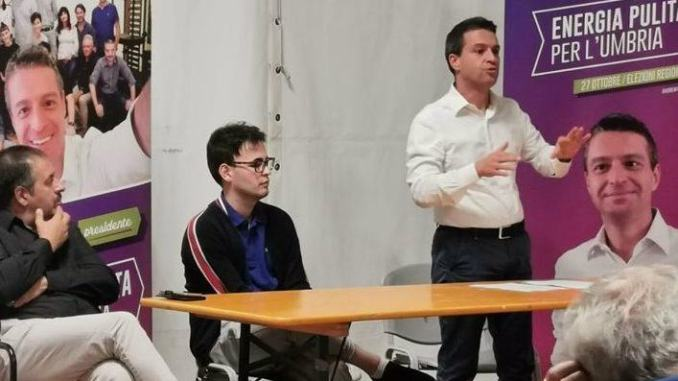Elezioni regionali, cominciato il giro dell'Umbria di Andrea Fora