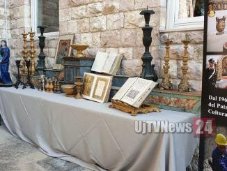 Carabinieri recuperano opere d'arte rubate, conclusa maxi operazione | Foto