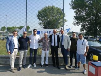 Rivolta detenuti Lega incontra vertici e sindacati al Carcere di Capanne |Fotogallery