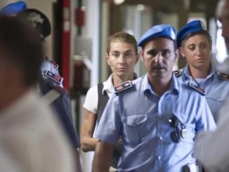 Protesta nel carcere di Terni aggrediti due poliziotti penitenziari
