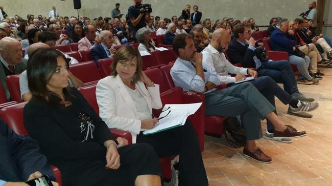 Un nuovo modello di Agricoltura per Umbria, Tesei e Bianconi a Foligno