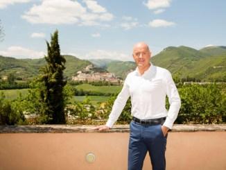 Merito, competenza e ripartenza, la sfida di Damocle Magrelli per cambiare l'Umbria