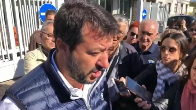 Giovedì arriva Matteo Salvini a Perugia, sarà a Fontivegge