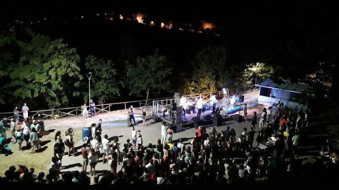 Rigenerazione di Parco Sant'Angelo, cena e festa per il finale della campagna di raccolta fondi