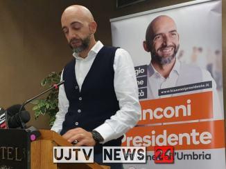 Vincenzo Bianconi rifiuta l'incarico di portavoce della coalizione