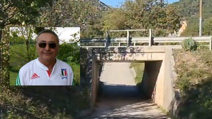 Incidente mortale a Gubbio, muore un uomo di 58 anni