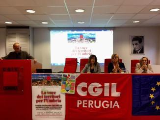 Pandemia e digitalizzazione: domani iniziativa online della Cgil di Perugia