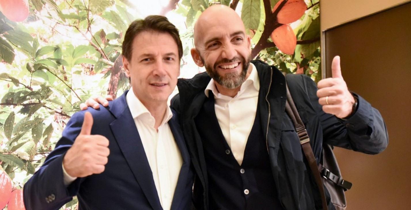 Giuseppe Conte ha incontrato anche Vincenzo Bianconi…o no?
