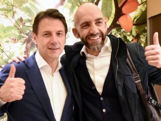 Presidente Giuseppe Conte ha incontrato anche Vincenzo Bianconi...anche no
