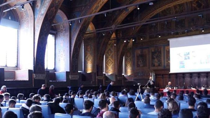 Itts 'Volta' di Perugia celebra la Settimana nazionale della protezione civile