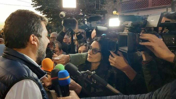 Dazi, Matteo Salvini, speriamo non paghino imprenditori italiani