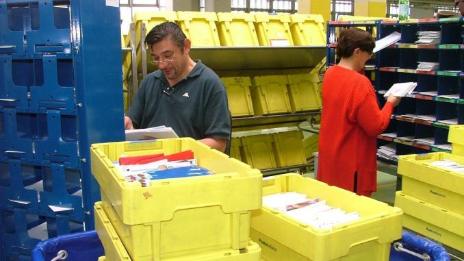 Prorogato per 2020 servizio gratuito consegna posta zone del sisma