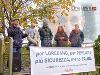 Scippo mortale in via della Pallotta Perugia, ricordo di Loredano Maranini