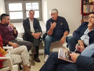 Cgil, Cisl e Uil hanno incontrato Claudio Ricci e Rossano Rubicondi