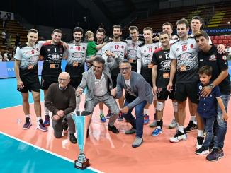 Sir Safety Conad Perugia batte al tie break Consar Ravenna