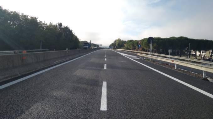 Anas, riaprono svincoli Ponte Felcino e Ponte Valleceppi