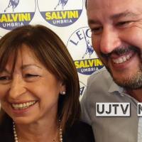 Matteo Salvini domani a Terni, dopo la vittoria alle recenti elezioni regionali