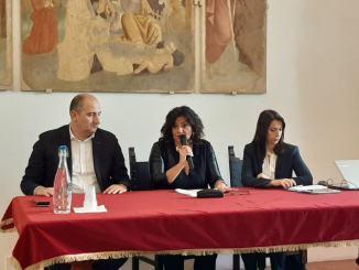 Comune di Perugia, Emanuela Mori ha presentato il gruppo Italia Viva