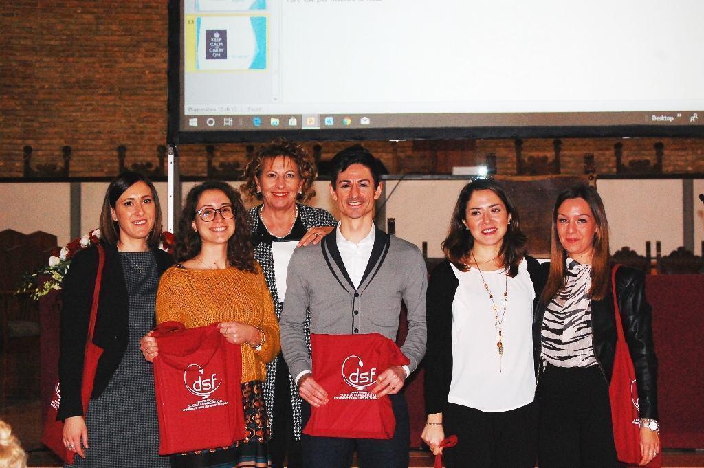 Premiati i migliori laureati Dipartimento di Scienze Farmaceutiche