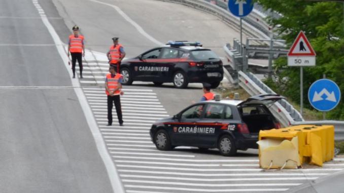 Orvieto passata al setaccio dai Carabinieri della Città della Rupe