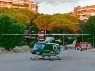 Urgente ripristino area di elisoccorso, Michele Rossi, grande soddisfazione