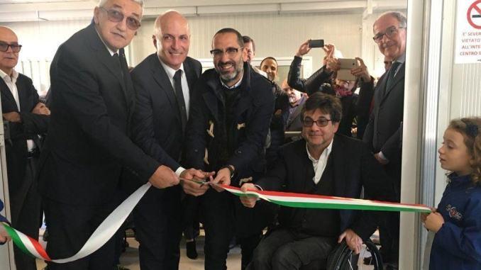 Inaugurata la nuova casa degli Arcieri Città di Terni
