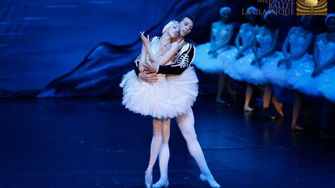 Il lago dei cigni al teatro Menotti di Spoleto con il Balletto di Mosca [VIDEO]