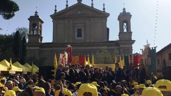 Sisma, Coldiretti, summit con regioni per sbloccare ricostruzione