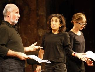 Peter Brook al teatro Cucinelli Prima nazionale italiana Why?