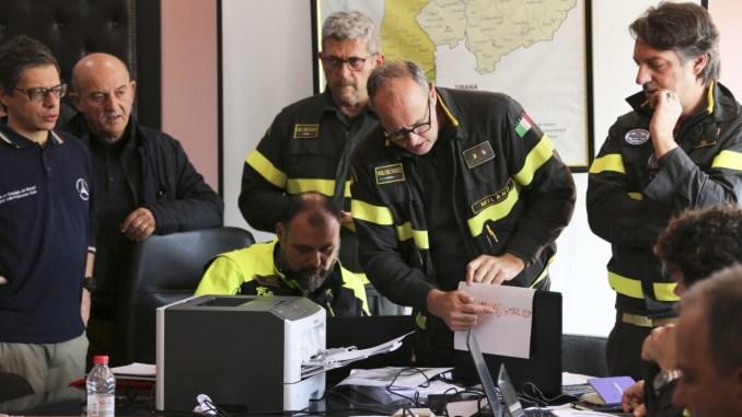 Protezione civile, Provincia e Anci Umbria stipulano protocollo d'intesa