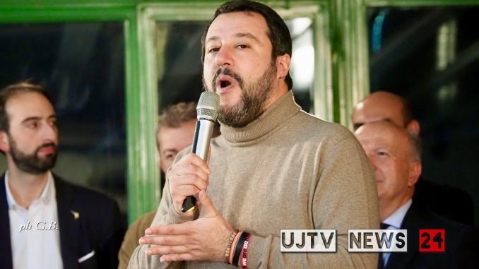Decreto legge sisma, Salvini,vanifica sforzi e blocca ricostruzioni