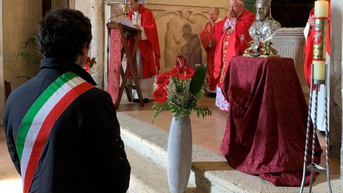 Solennità Sant'Ercolano cardinal Bassetti, imitiamo i giganti di santità, come lui