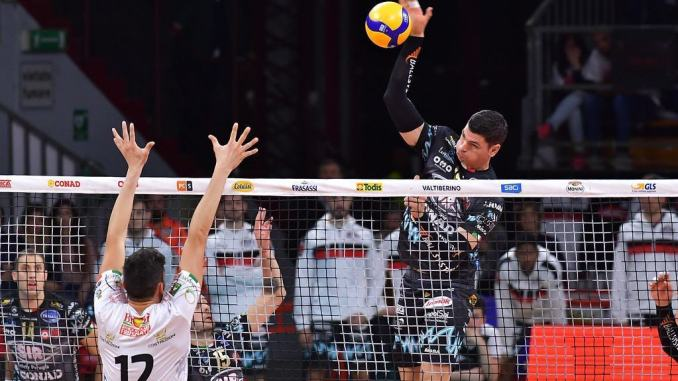 Volley, super mach per i Block Devils, domenica a Trento
