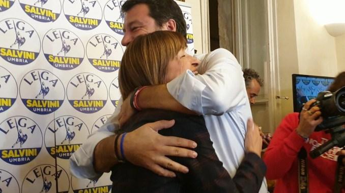 Matteo Salvini torna in Umbria, a Perugia sabato 23 novembre