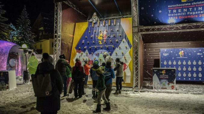 Eurochocolate Christmas in Trentino: dolce bilancio per la seconda edizione
