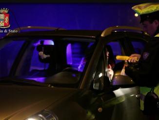 Ubriachi e drogati, a guidare sulle strade sono in troppi, via punti e patenti