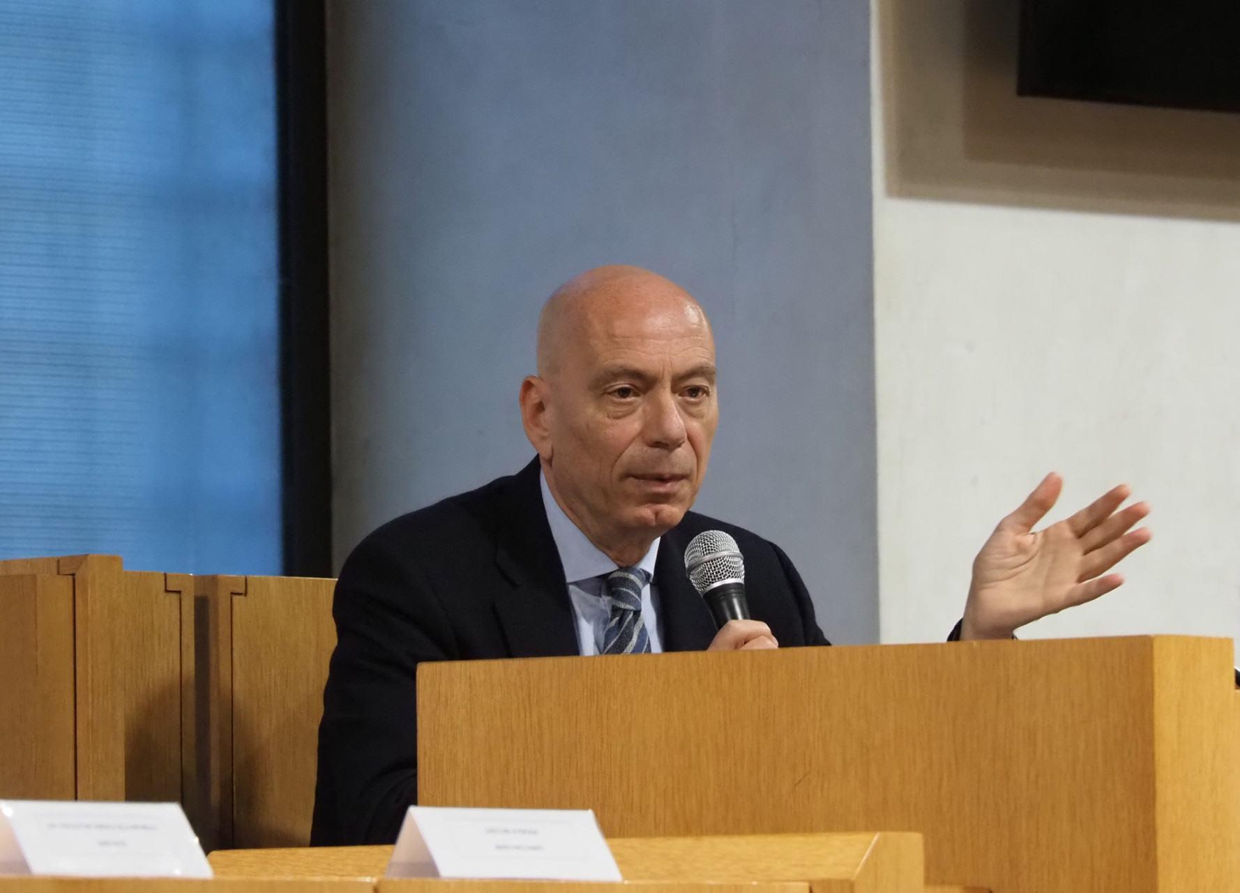 Procuratore Cardella, Umbria sana, ma infiltrazioni possono arrivare [Foto video]
