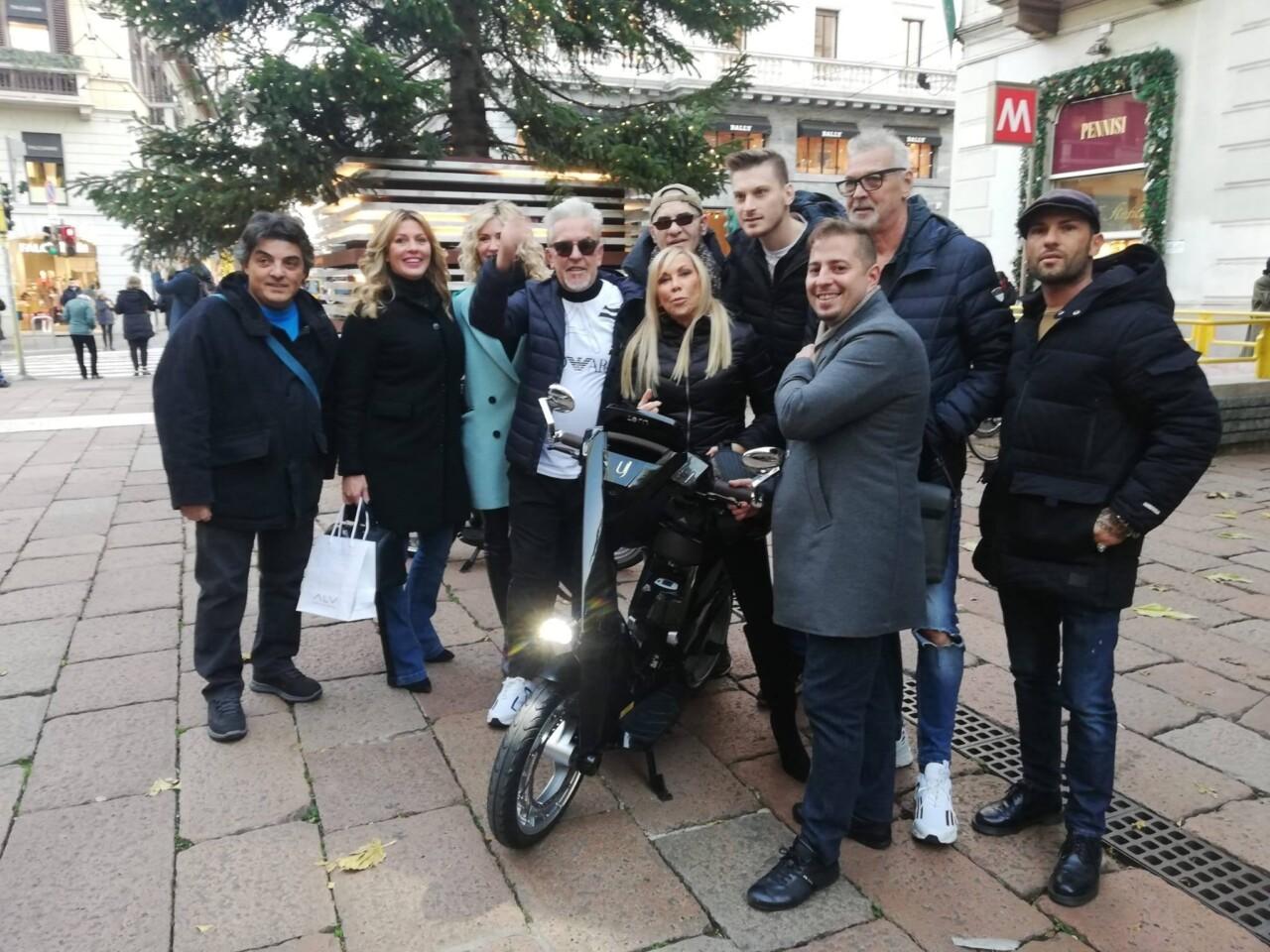 Green Days Tour a Perugia 12 dicembre 17,30 Piazza IV novembre