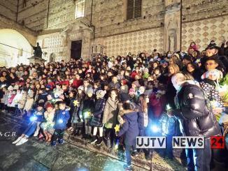 "Natale a Perugia ""A riveder le stelle"" giovedì 9 gennaio alle ore 11"