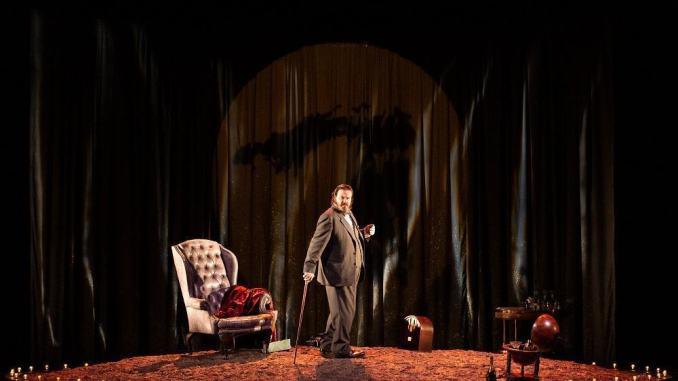Giuseppe Battiston, da venerdì 6 a domenica 8 dicembre, al Teatro Morlacchi