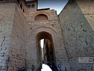 Le mura di Perugia, presentazione del libro giovedì 19 a palazzo Gallenga