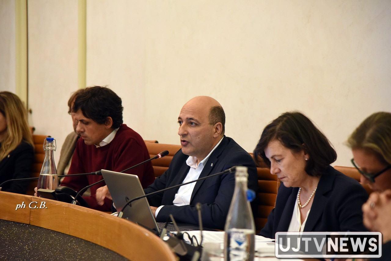 'Ndrangheta, il comune di Perugia ammesso come parte civile nel maxi processo